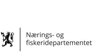 Logo Nærings- og fiskeridepartementet