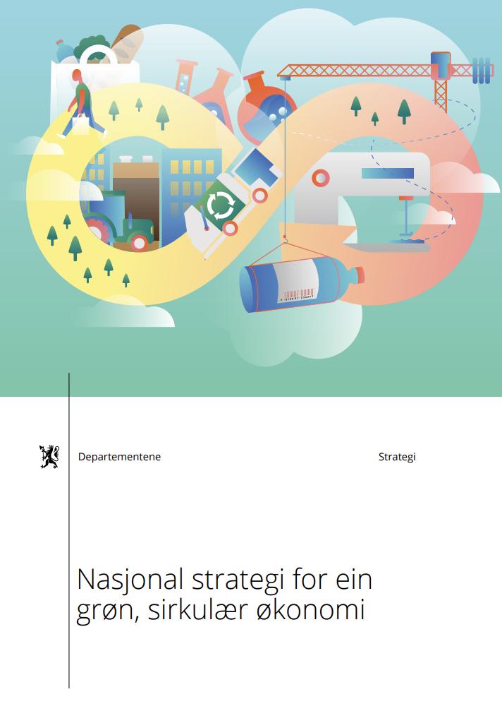 Nasjonal strategi for grønn sirkulær økonomi